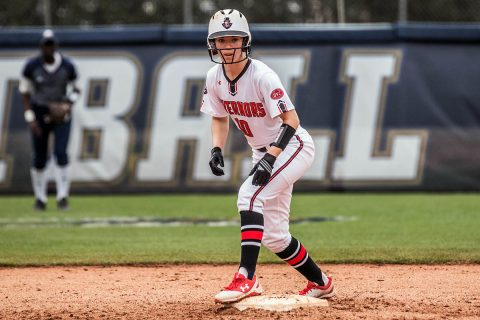 Austin Peay Softball beats Arkansas-Pine Bluff 8-1 and Central Arkansas 6-2, Monday. (APSU Sports Information)