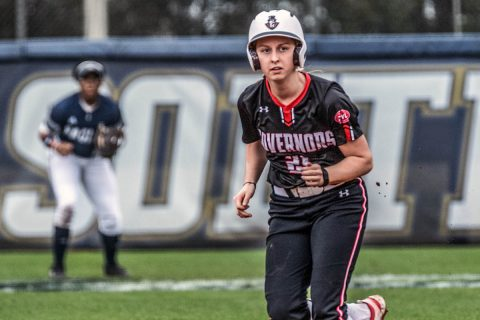 Austin Peay Softball drops close game to Georgia Southern 3-2 then later, falls to Radford 7-4 Saturday. (APSU Sports Information)