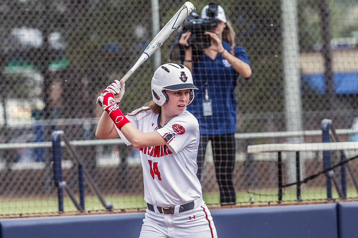 Austin Peay Softball travels to Arkansas to take part in the University of Central Arkansas Tournament this weekend. (APSU Sports Information)