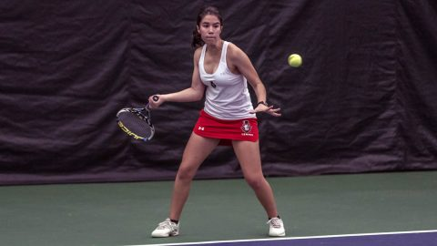 Austin Peay Women's Tennis looks for second win of the season when it faces Dayton, Friday. (APSU Sports Information)