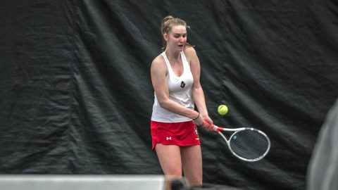 Austin Peay Women's Tennis travels to Louisville Friday then faces IUPUI at home, Saturday. (APSU Sports Information)