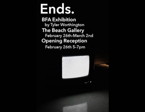 APSU student David Worthington art exibition to open February 26th