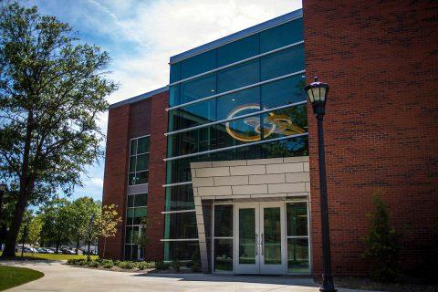 Austin Peay State University's Art + Design Building