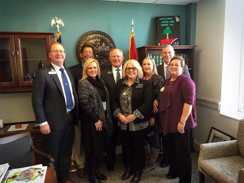 Membership in the Clarksville Association of Realtors helps build relationships and promote professional integrity.