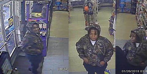 Clarksville Police are looking for the person in this photo. They may have information important to a firearm case detectives are working on.