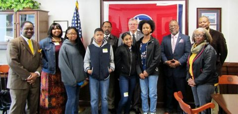NAACP, Montgomery County visits the Tennessee Capitol