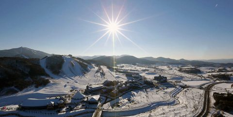NASA to measure quantity and type of snow falling at 2018 PyeongChang Winter Olympics and Paralympic games. (Photo courtesy of the Republic of Korea)