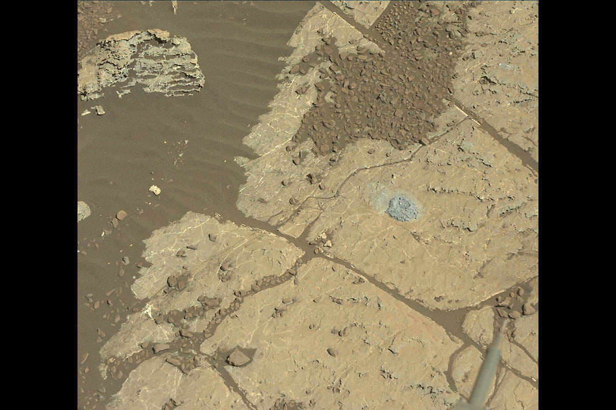 NASA tests new way for Mars Curiosity rover to Drill