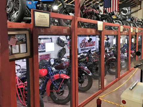 Pikes Peak Harley Davidson Museum. (Hank Bonecutter)