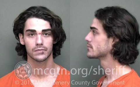 Ryan Gerard has been charged with the burglary of an office on Pageant Lane.