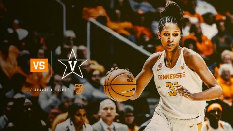 Tennessee Women's Basketball plays Vanderbilt in Nashville at Memorial Gymnasium Sunday afternoon. (Tennessee Athletics)