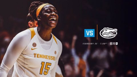 Tennessee Women's Basketball hits the road Thursday to play the Florida Gators in Gainesville. Tip off is at 6:02pm CT. (Tennessee Athletics)