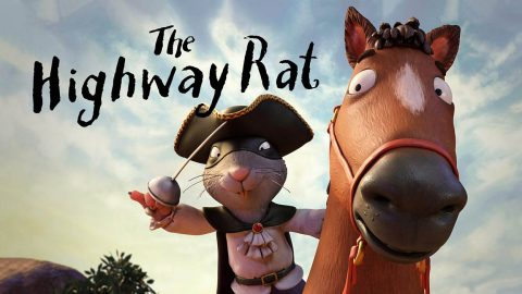 "BBC One animated special ""The Highway Rat""."
