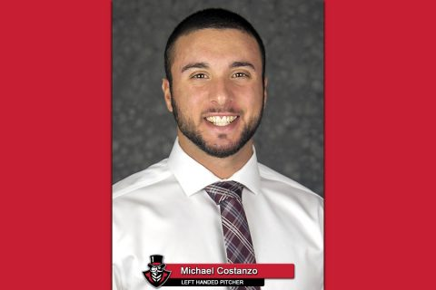 2018 APSU Baseball - Michael Costanzo