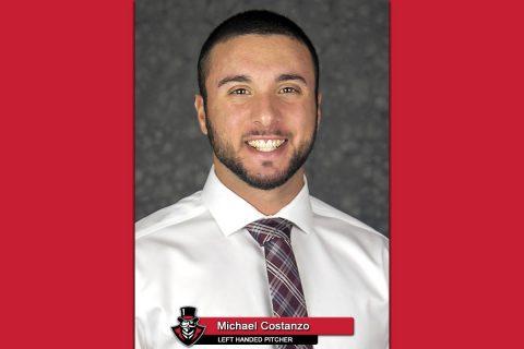 2018 APSU Baseball - Michael Costanzo