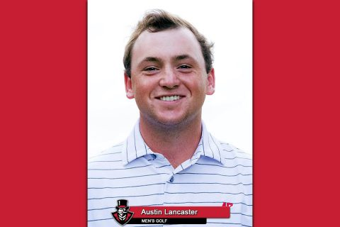 2018 APSU Men's Golf - Austin Lancaster