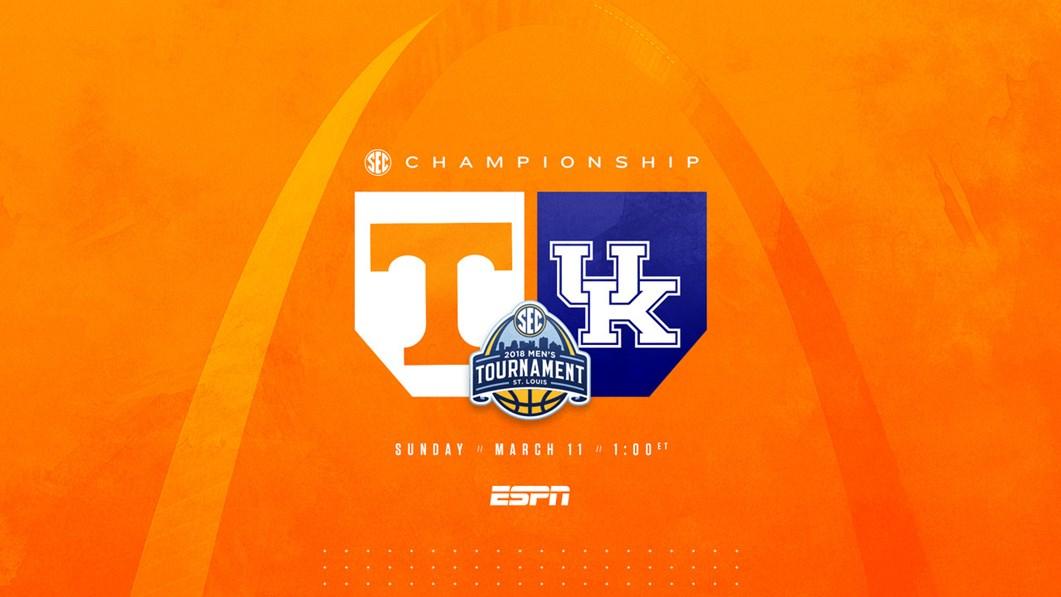 #2 Tennessee Vols face #4 Kentucky Wildcats in SEC ...