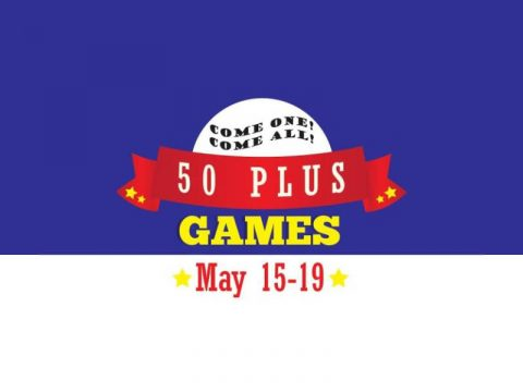Clarksville Parks and Recreation's 2018 50 Plus Games