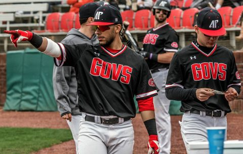 Austin Peay Baseball plays Indiana State this weekend at Raymond C. Hand Park. (APSU Sports Information)