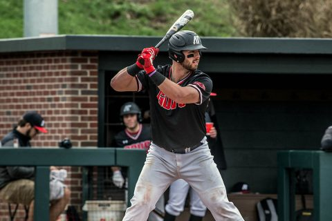 Austin Peay Baseball gets win over Indiana State at Raymond C. Hand Park, Friday. (APSU Sports Information)