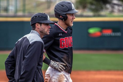Austin Peay Baseball plays Ole Miss Tuesday in Oxford. Start time is 6:30pm. (APSU Sports Information)