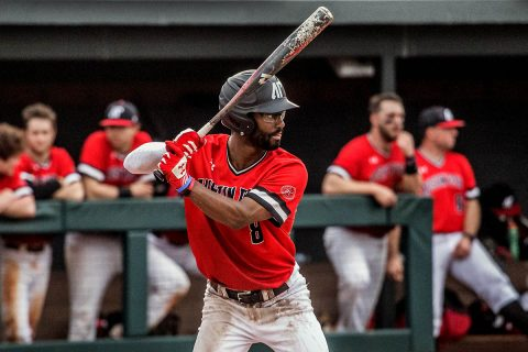 Austin Peay Baseball falls to Jacksonville State 13-0 Sunday. (APSU Sports Information)