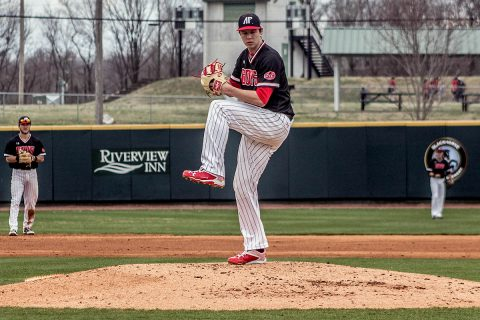 Austin Peay Baseball plays Middle Tenneesee at Raymond C. Hand Park, Tuesday. (APSU Sports Information)