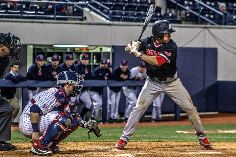 Austin Peay Baseball plays Murray State at Raymond C. Hand Park this weekend. (APSU Sports Information)