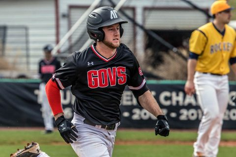 Austin Peay Baseball defeats Murray State 8-7 at Raymond C. Hand Park, Saturday. (APSU Sports Information)