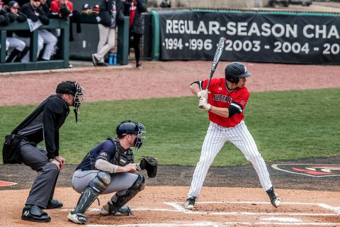 Austin Peay Baseball beats Murray State Sunday for three game sweep. (APSU Sports Information)