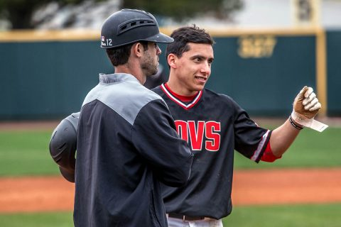 Austin Peay Baseball travels to Cookeville to take on Tennessee Tech in three game series this weekend. (APSU Sports Information)