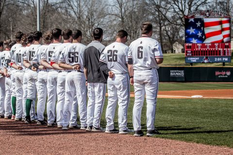 Austin Peay Baseball hosts three game series against OVC foe Southeast Missouri this weekend. (APSU Sports Information)