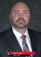 APSU Basketball head coach Matt Figger