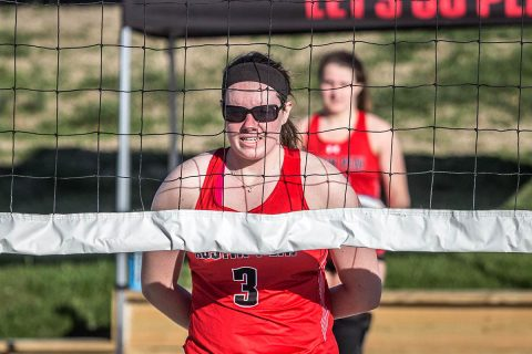 Austin Peay Beach Volleyball gets 4-1 win over Jacksonville State Sunday at New Orleans Invitational, Saturday. (APSU Sports Information)