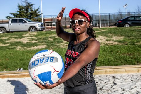 Austin Peay Beach Volleyball travels to Jefferson City for the Carson-Newman Tournament. (APSU Sports Information)