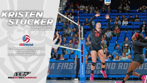 APSU Kristen Stucker National Team Tryout
