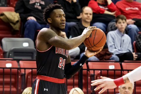 Austin Peay Men's Basketball takes on ULM Warhawks at the Dunn Center to open CIT. Tip off is at 7:00pm. (APSU Sports Information)
