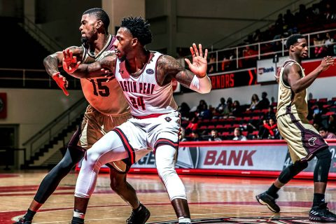 Austin Peay Men's Basketball returns to action Wednesday when the Govs face UIC in the CIT quarterfinals. Tip off is at 7:00pm. (APSU Sports Information)