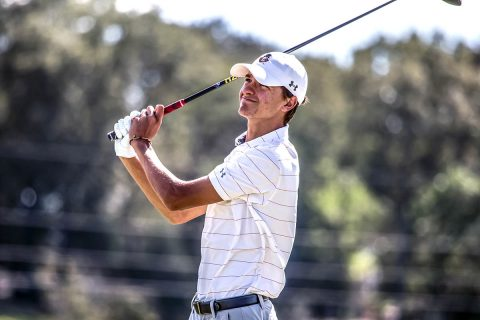 Austin Peay Men's Golf plays in the Fort Lauderdale Intercollegiate, Monday. (APSU Sports Information)