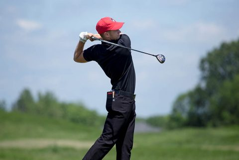 Austin Peay Men's Golf finishes Bobby Nichols Intercollegiate three under par. (APSU Sports Information)