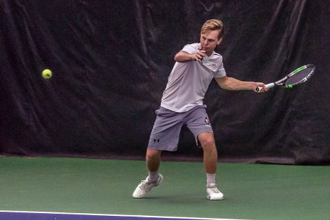Austin Peay Men's Tennis hits the road to take on Kennesaw State Sunday morning. (APSU Sports Information)