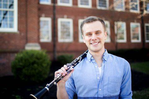 APSU Music Graduate Student Hayden Giesseman