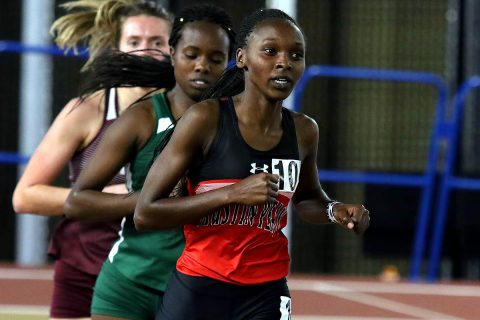 Austin Peay Women's Track and Field finishes strong at Coastal Carolina Invitational, Saturday. (APSU Sports Information)