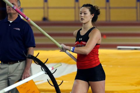 Austin Peay Track and Field to play in the 2018 Vanderbilt Black and Gold this weekend. (APSU Sports Information)