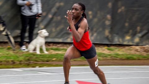 Austin Peay Track and Field has several nice performances in bad weather at Vanderbilt Black and Golf event. (APSU Sports Information)