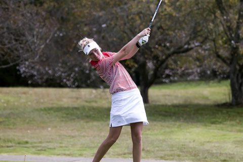Austin Peay Women's Golf finishes spring seasons first tournament, Tuesday. (APSU Sports Information)