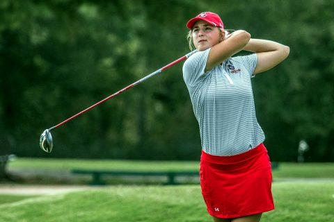 Austin Peay Women's Golf moves into forth in final day at the Citrus Challenge. (APSU Sports Information)