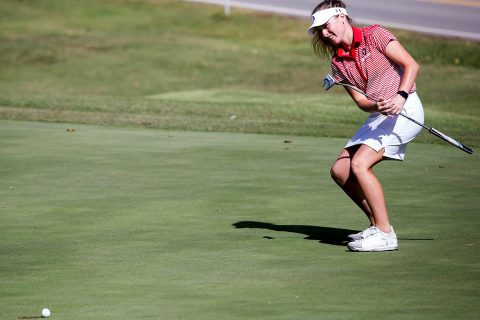 Austin Peay Women's Golf has three players in Top 20s at Saluki Invitational. (APSU Sports Information)