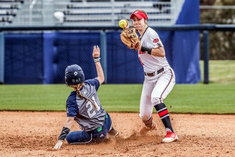 Austin Peay Women's Softball plays in the Western Kentucky University Hilltopper Spring Fling Tournament this weekend. (APSU Sports Information)