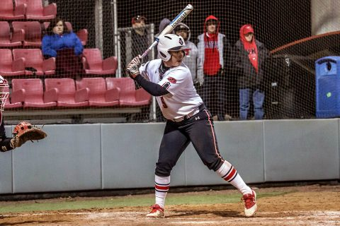 Austin Peay Softball gets 12-0 win over Saint Peter's and 5-2 win over East Tennessee at the Buccaneers Classic, Sunday. (APSU Sports Information)